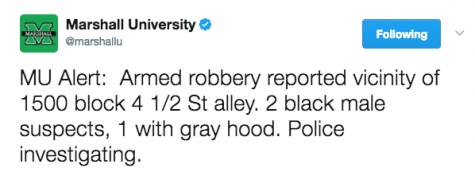 Two robberies on, around campus possibly connected