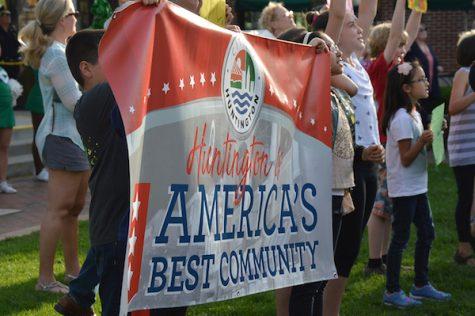 Huntington citizens strive for success