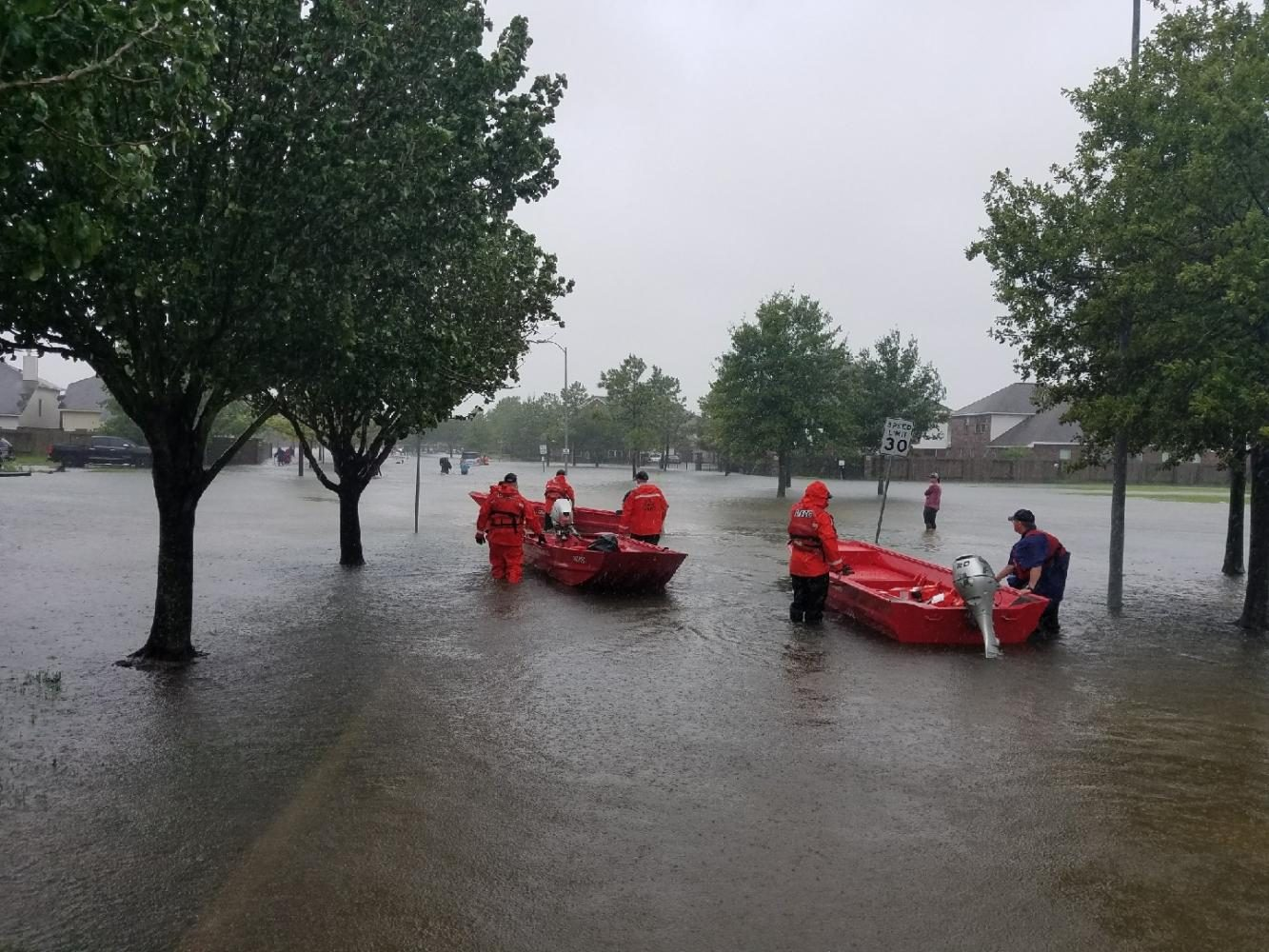 Hurricane Harvey: Not just in Texas