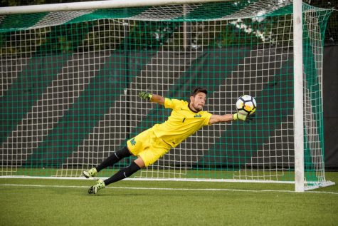 Marshall men's soccer reign victorious in season opener