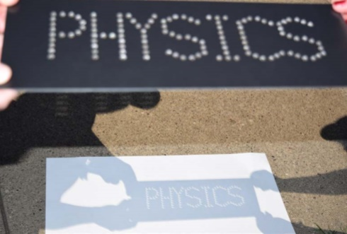 Physics department eyes opportunity in eclipse