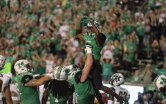 Marshall football looks to continue win streak with homecoming game