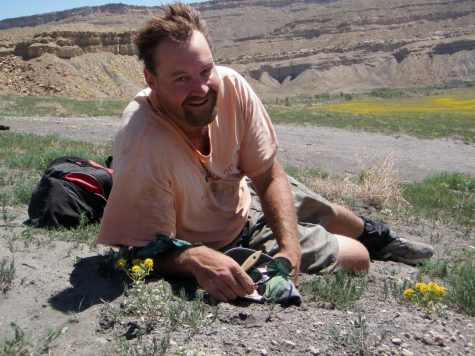 Biology professor publishes research paper on fossil findings