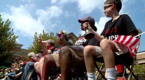 Ringing bells honor 'Rosie the Riveters'