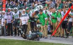 Herd football defeats Charlotte, tops last season's win record