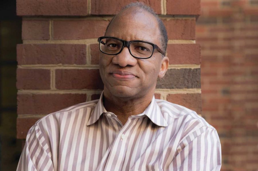 Best-selling+author+and+award-winning+journalist+Wil+Haygood+will+present+an+Amicus+Curiae+lecture+titled+%22Thurgood+Marshall%27s+Battle+for+Justice%22+7+p.m.+Wednesday+in+Marshall+University%27s+Brad+D.+Smith+Foundation+Hall.