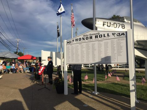 Last World War II Medal of Honor recipient revels in unveiling three new monuments to military heroes