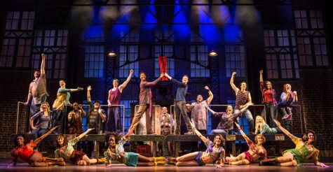 Students to get a kick from one-night 'Kinky Boots' performance