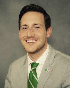 Faculty Spotlight: assistant dean of Student Affairs Matt James