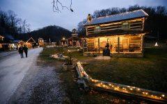 Christmas Village continues through Saturday
