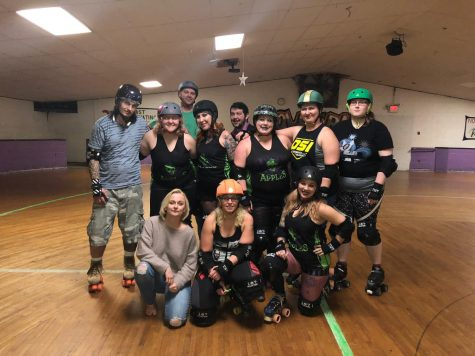Poison Apples Roller Derby invites new members