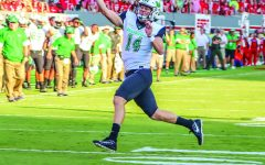 Litton declares for NFL, leaves legacy at Marshall