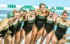Marshall Swim & Dive succumbs to Liberty on senior day