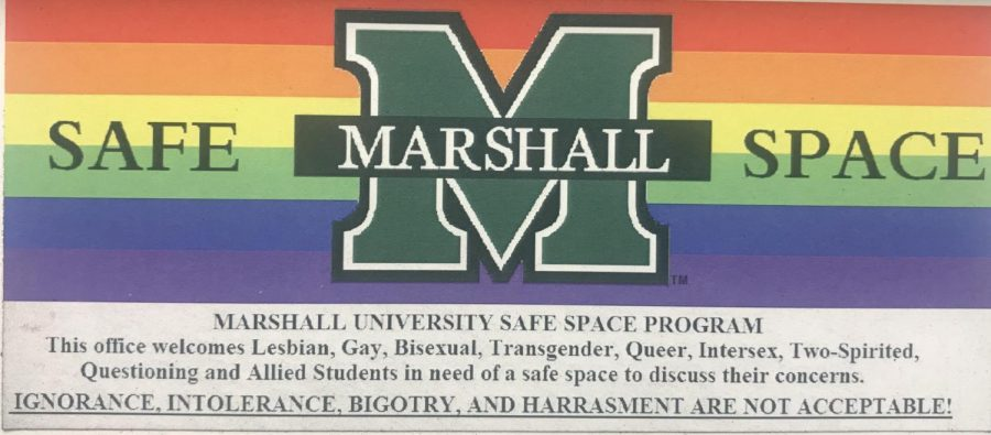 Safe+Space+training+aims+to+teach+Marshall+community+about+inclusivity+on+campus