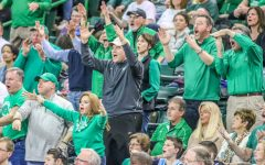 Herd men's basketball thrives in front of home crowd