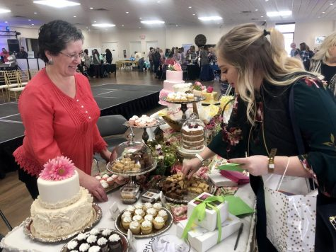 Marshall University's second annual Bridal and Special Event Expo featured local businesses and more