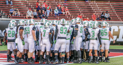 Marshall defensive lineman dies after complications from a stray bullet at New Year's Eve Party in Maryland