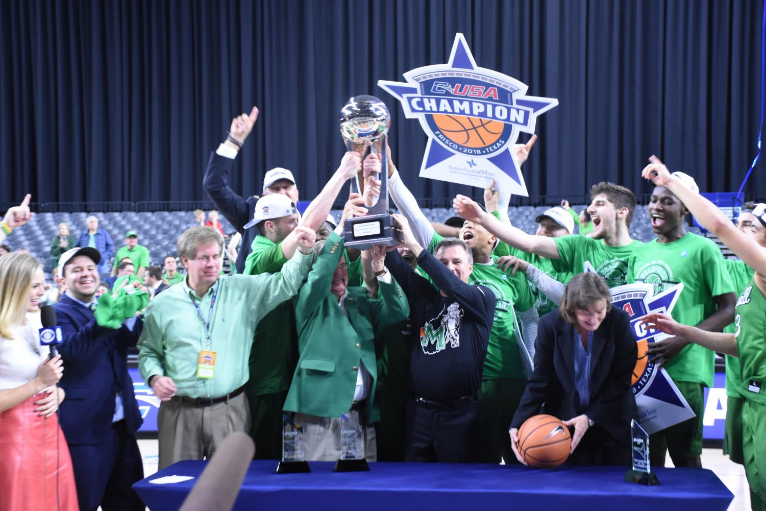 Herd to face blast from the past in NCAA tournament opener