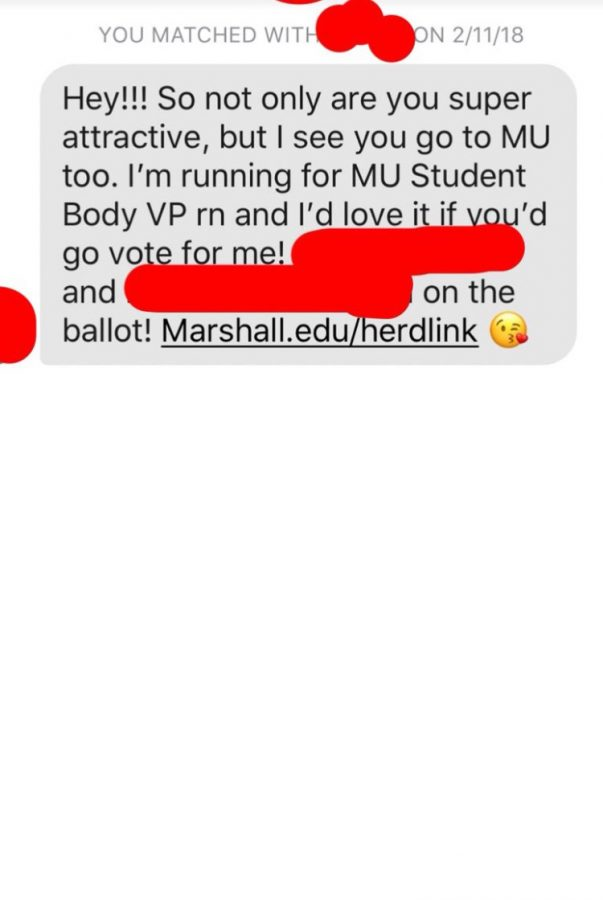 A+message+sent+from+the+Davis%2C+Parker+campaign+sent+on+Tinder.+