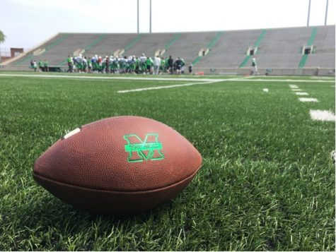 Herd football has first three game losing streak since 2010