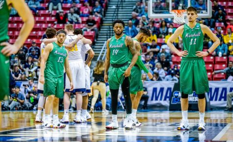 Men's basketball falls to UAB, now three games back in conference standings