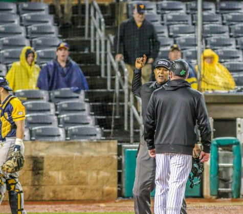 Marshall, WVU baseball square off in Charleston