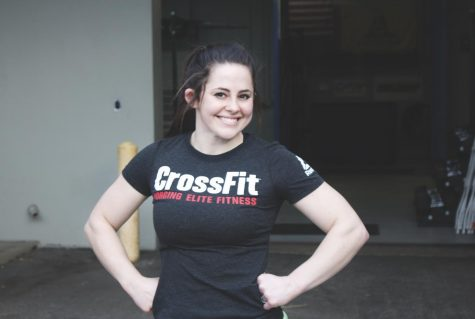 Marshall senior takes the weight of owning CrossFit