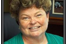 DEANS' WELCOME: Teresa Eagle of the College of Education and Professional Development