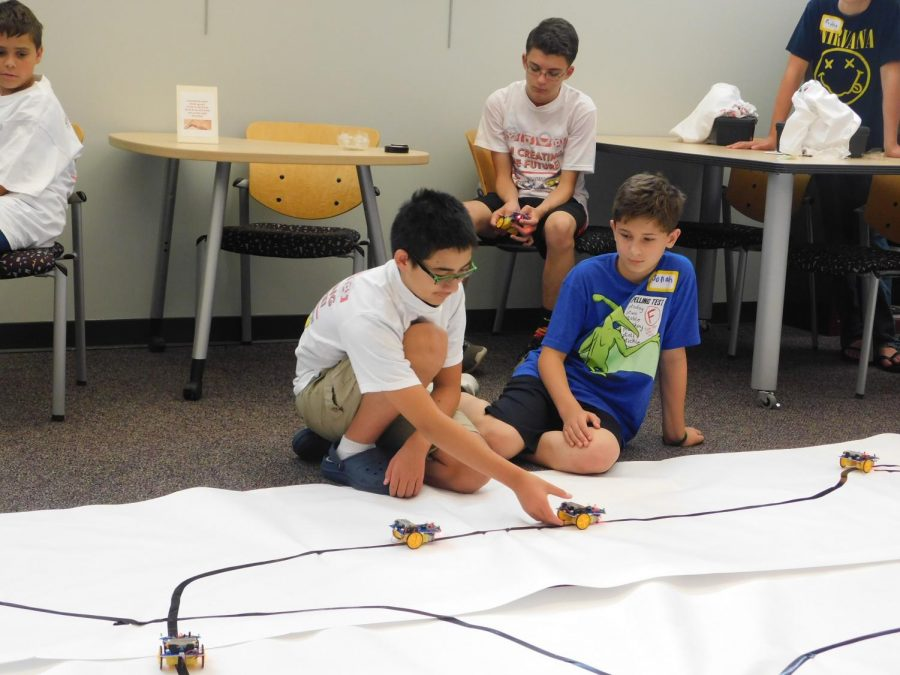 RCBI+revamped+summer+programs+give+campers+hands-on+experience
