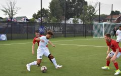 Men's soccer earns its first win of 2018 season