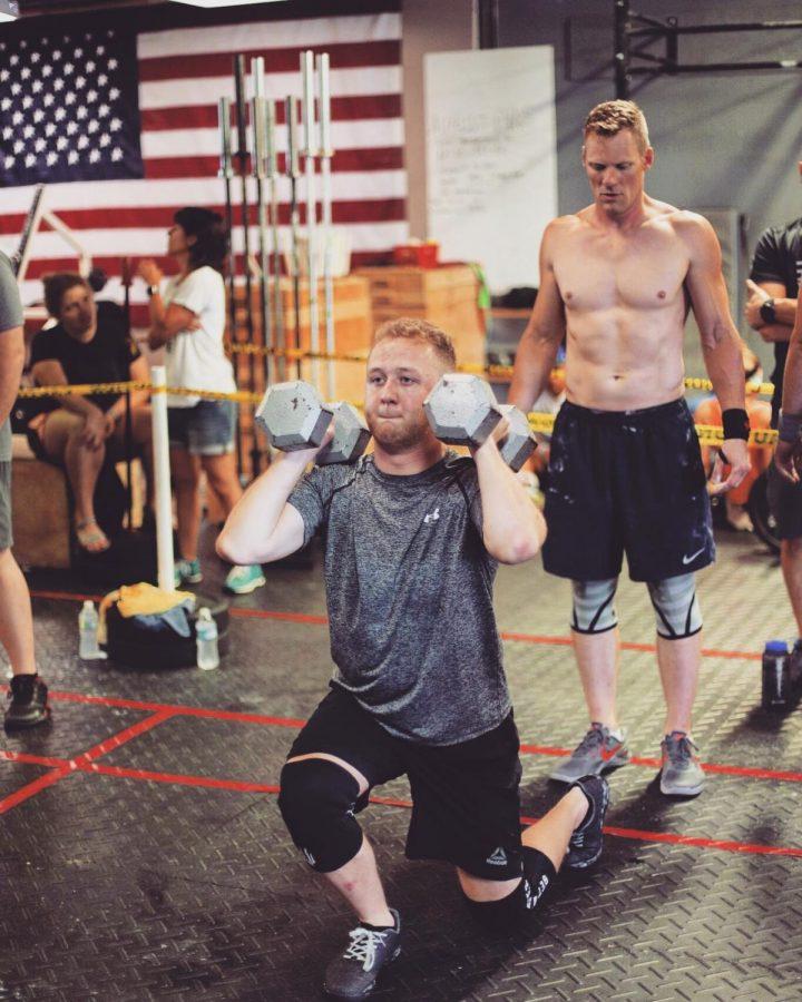 LET ME BE FRANK: On CrossFit
