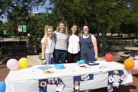 Student Organization and Involvement Fair exposes students to opportunities on campus