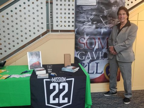 Sideline to soldier: the Marshall journey of Second Lieutenant Simmoneau
