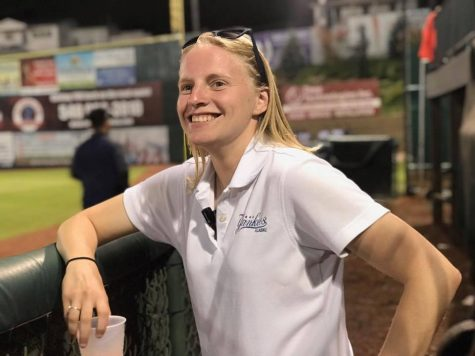 Herd alumna becomes MiLB GM