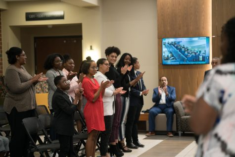 Society of Black Scholars induct 12 new members