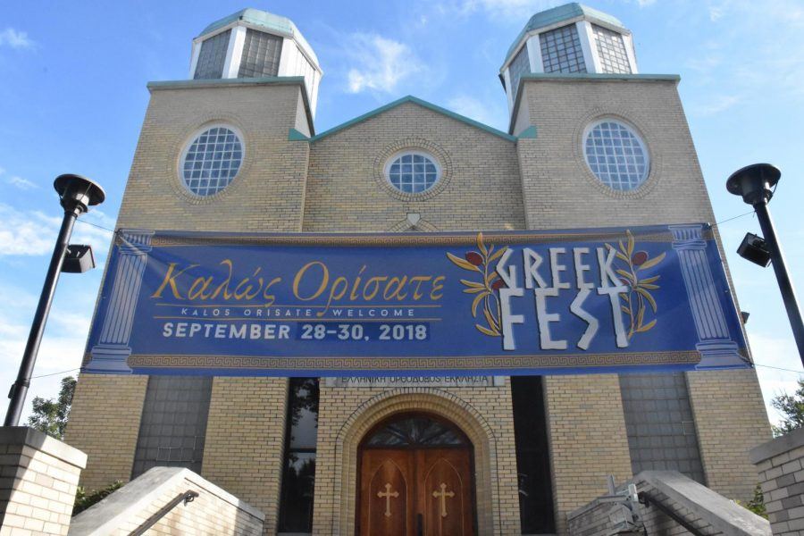 Greek Fest begins this weekend at 11 a.m., Friday at St. George Greek Orthodox Church located on  701 11th Avenue in Huntington.