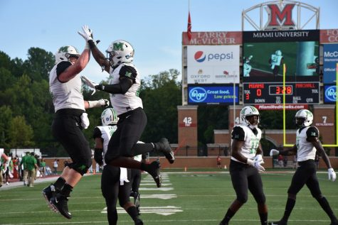 Herd football preparing for difficult Conference-USA schedule
