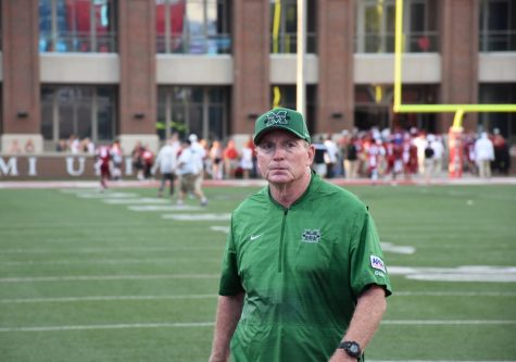Marshall, South Carolina to battle Saturday