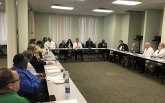 Senator Joe Manchin helping the fight with roundtable discussion on healthcare