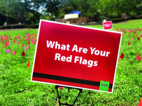 Red Flag campaign sparks relationship violence discussion