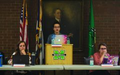 SGA meets to discuss legislation, honor military personnel on 9/11
