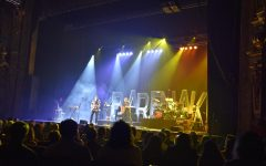 Huntington's Keith Albee Theater lit up with The Barenaked Ladies' performance Thursday night