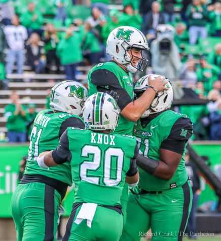 Knox, Herd football run over Charlotte