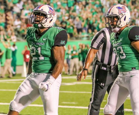 Bye week, but no off-week for Herd football
