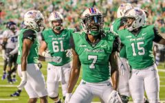 Herd football takes on FAU at home