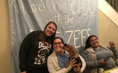Annual mac 'n' DZ philanthropy macaroni, cheese dinner