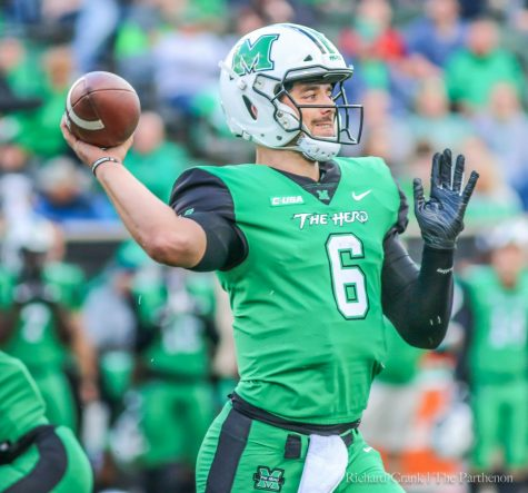 Column: Stakes high for Marshall football