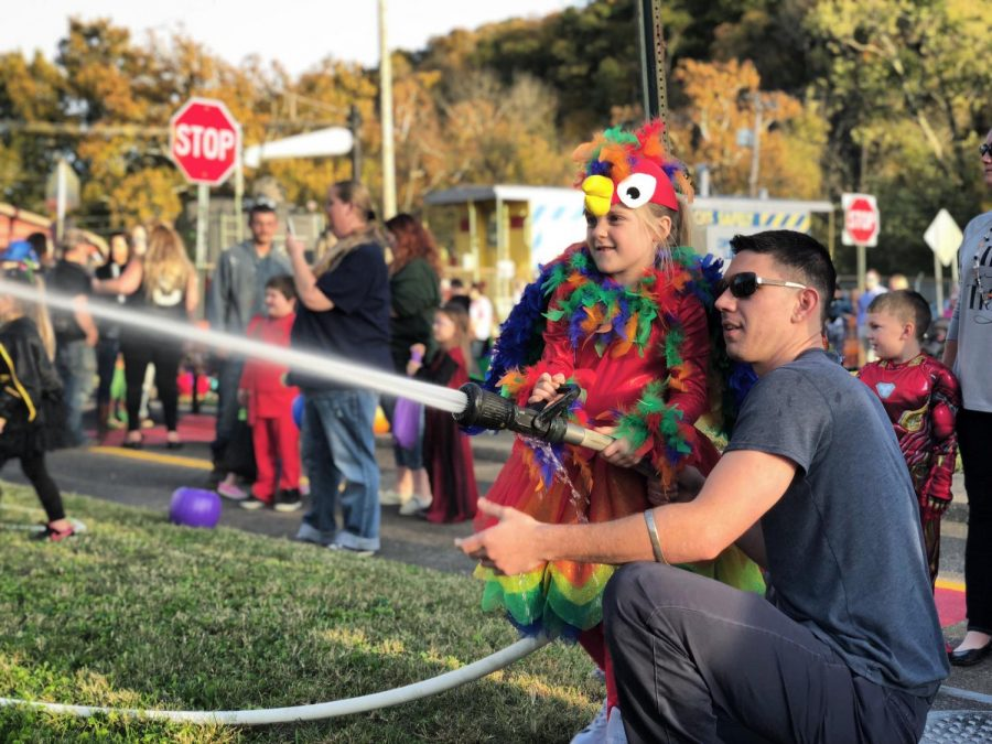 Safety Town celebrates a safe Halloween