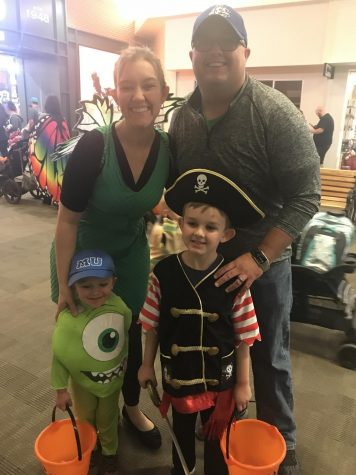 Annual safe Trick or Treat puts parents' minds at ease