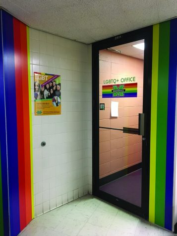 Faith group aims to create safe space for LGBTQ+ students